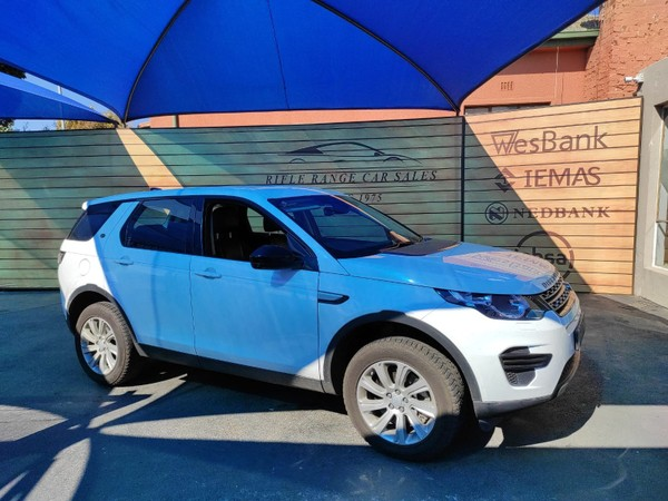 2018 Land Rover Discovery Sport Sport 2.2 SD4 HSE Gauteng Rosettenville_0