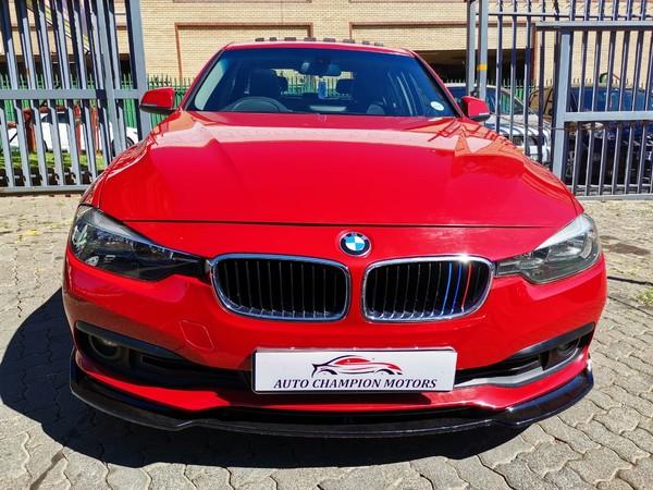 2016 BMW 3 Series 320i M Performance ED Auto Gauteng Johannesburg_0