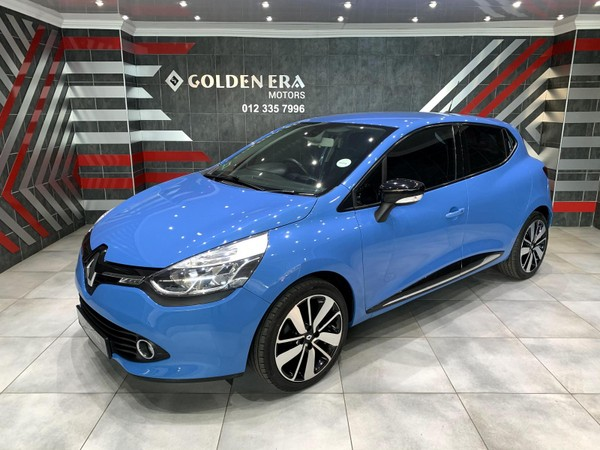 2015 Renault Clio IV 900 T Dynamique 5-Door 66KW Gauteng Pretoria_0