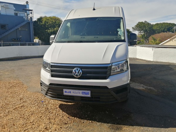 2018 Volkswagen Crafter 50 2.0TDi 103KW LWB FC PV Western Cape Cape Town_0