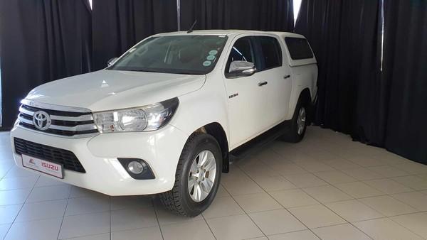 2016 Toyota Hilux 2.8 GD-6 RB Raider Double Cab Bakkie Western Cape Malmesbury_0