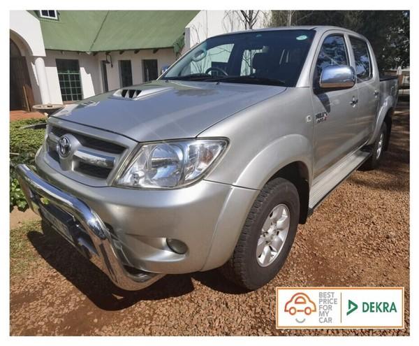 2008 Toyota Hilux 3.0 D-4d Raider Rb Pu Dc  Gauteng Centurion_0