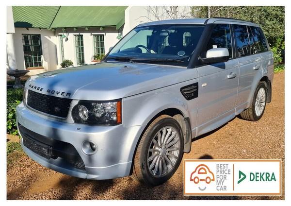 2013 Land Rover Range Rover Sport 3.0 D HSE Gauteng Centurion_0