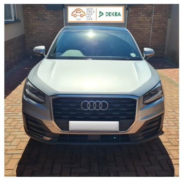 2019 Audi Q2 1.0T FSI Stronic Gauteng Centurion_0