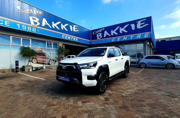 2021 Toyota Hilux 2.8 GD-6 RB Legend Auto Double Cab Bakkie Western Cape Parow_0