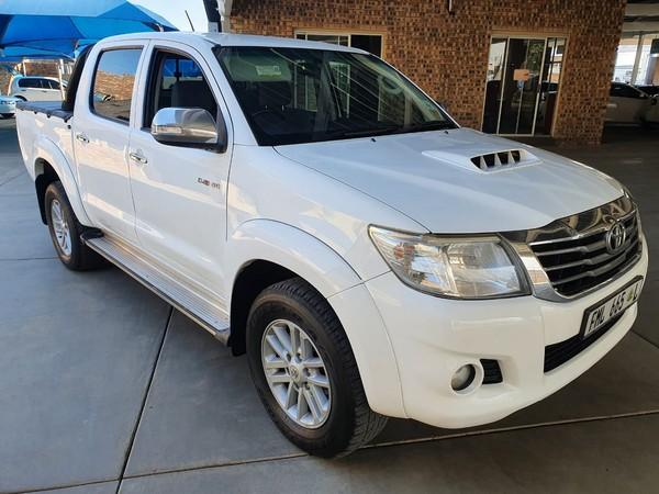 2014 Toyota Hilux 3.0 D-4d Raider 4x4 Pu Dc  Limpopo Polokwane_0
