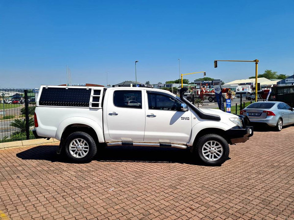 2009 Toyota Hilux 3.0 D-4d Raider 4x4 At Pu Dc  Mpumalanga Nelspruit_0