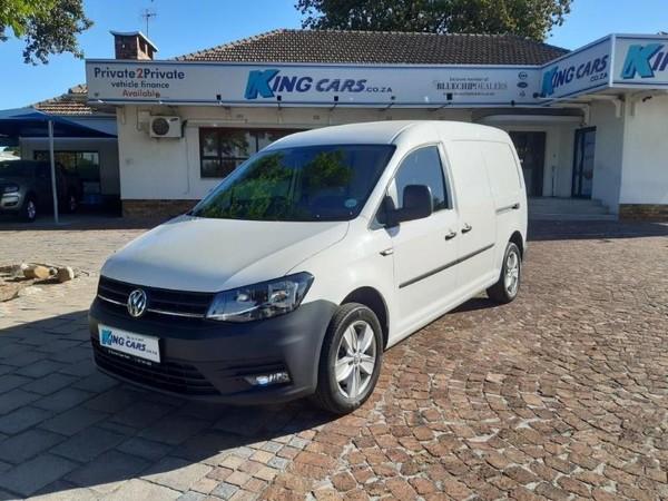 2020 Volkswagen Caddy MAXI 2.0TDi 103KW DSG FC PV Western Cape Bellville_0