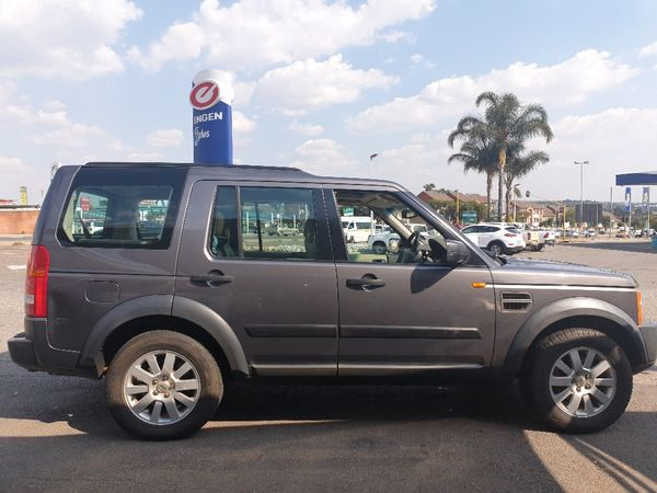 2006 Land Rover Discovery 3 V8 Se At  Gauteng Centurion_0