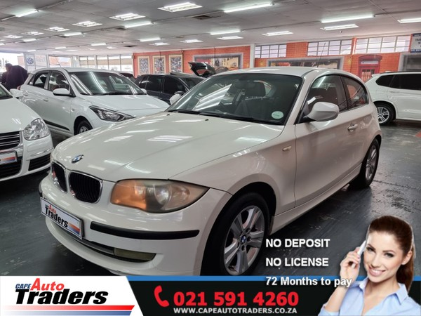 2012 BMW 1 Series 116i 3dr e81  Western Cape Goodwood_0