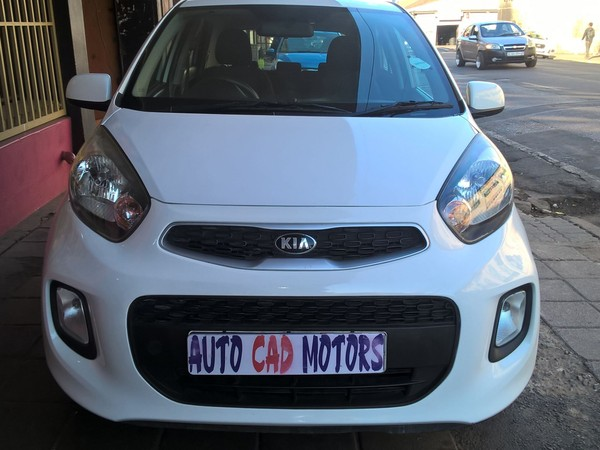 2016 Kia Picanto 1.2 LS Gauteng Johannesburg_0