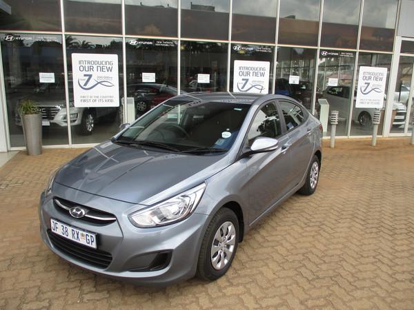 2019 Hyundai Accent 1.6 Gl  Limpopo Louis Trichardt_0