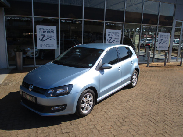 2014 Volkswagen Polo 1.2 Tdi Bluemotion 5dr  Limpopo Louis Trichardt_0