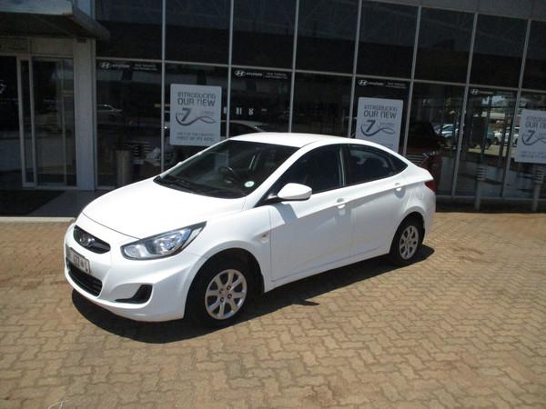 2014 Hyundai Accent 1.6 Gl  Limpopo Louis Trichardt_0