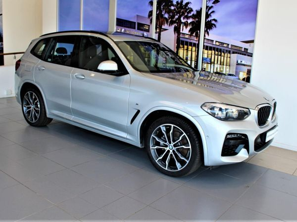2020 BMW X3 sDRIVE 18d M Sport G01 Western Cape Cape Town_0