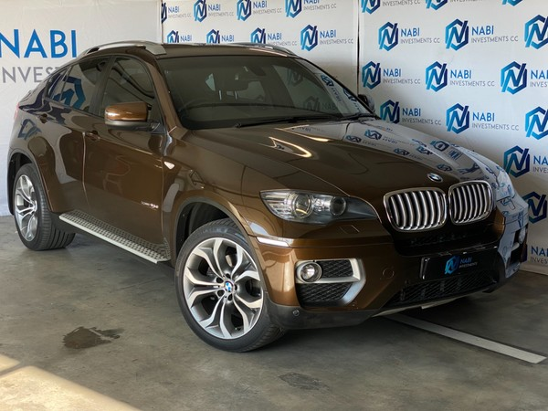2014 BMW X6 Xdrive40d Exclusive  Gauteng Sandton_0