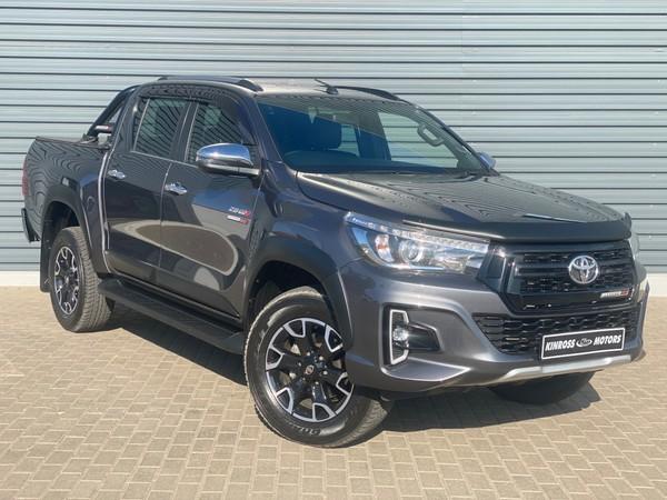 2019 Toyota Hilux 2.8 GD-6 RB Auto Legend 50 Raider Double Cab Mpumalanga Evander_0