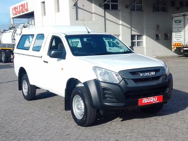 2021 Isuzu D-MAX 250C Fleetside Single Cab Bakkie Western Cape Cape Town_0