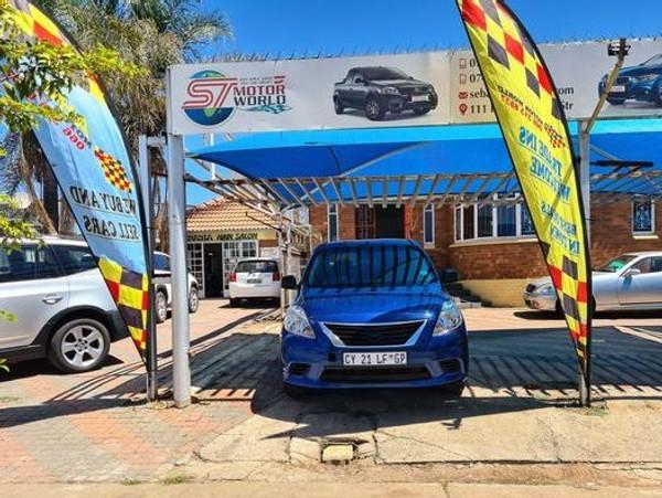 2013 Nissan Almera 1.5 Acenta North West Province Potchefstroom_0
