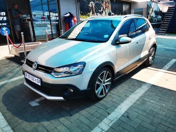 2013 Volkswagen Polo 1.6 Cross 5dr  Gauteng Pretoria_0