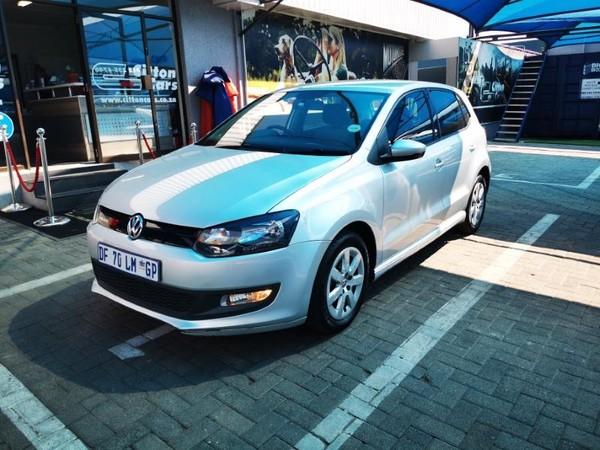 2012 Volkswagen Polo 1.2 Tdi Bluemotion 5dr  Gauteng Pretoria_0