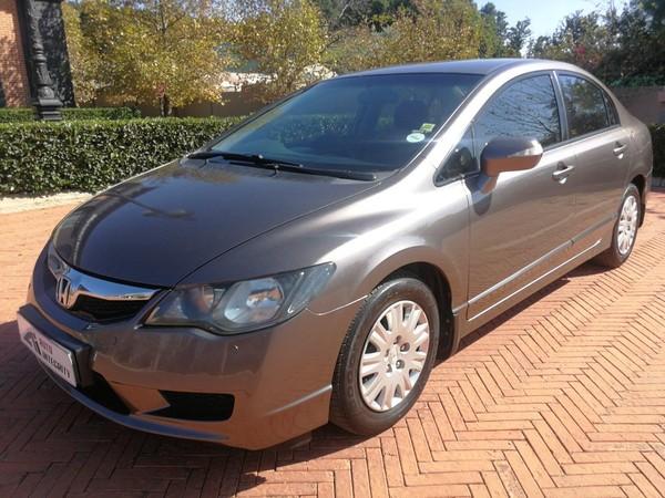 2011 Honda Civic 1.8 Lxi At  Gauteng Pretoria_0