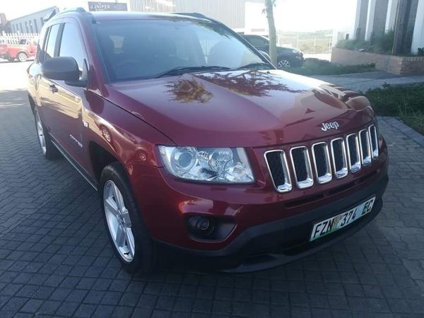 2013 Jeep Compass 2.0 Ltd  Eastern Cape East London_0