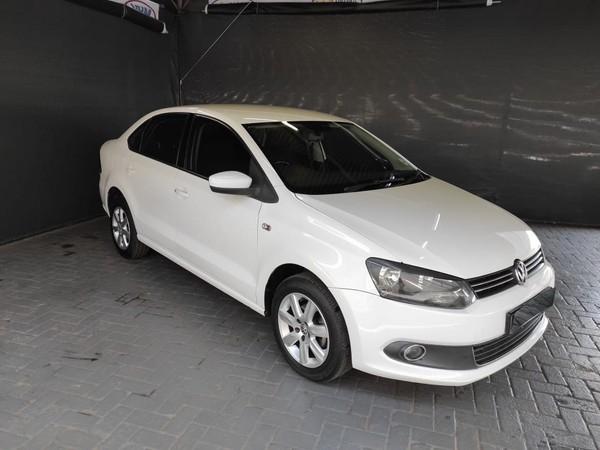 2013 Volkswagen Polo 1.6 Comfortline Tip  Gauteng Pretoria_0