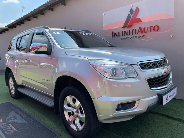 2013 Chevrolet Trailblazer 2.8 Ltz 4x4 At  Gauteng Boksburg_0