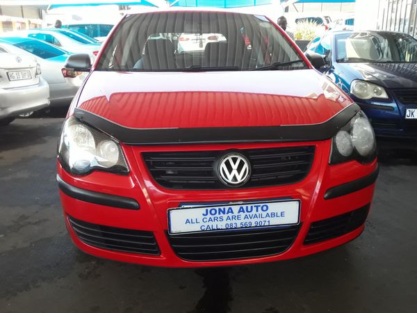 2006 Volkswagen Polo 1.4 Comfortline  Gauteng Johannesburg_0