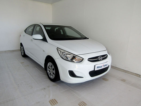 2016 Hyundai Accent 1.6 Gl  Limpopo Polokwane_0