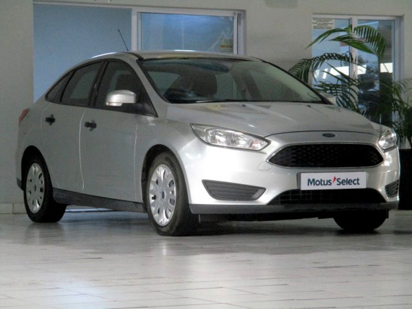 2015 Ford Focus 1.0 Ecoboost Ambiente Western Cape George_0