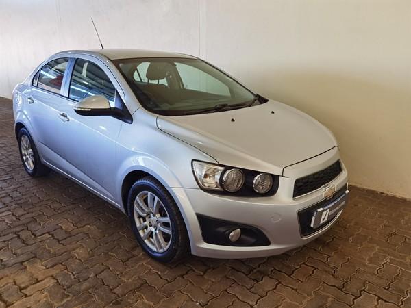 2014 Chevrolet Sonic 1.6 Ls  Kwazulu Natal Kokstad_0