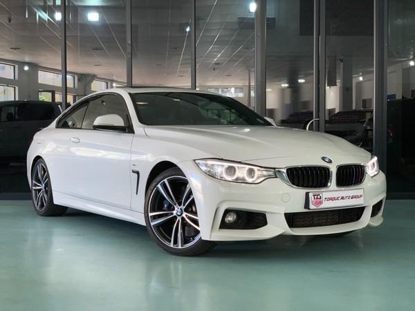 2016 BMW 4 Series 440i Coupe M Sport Auto Kwazulu Natal Durban_0