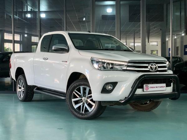 2018 Toyota Hilux 2.8 GD-6 RB Raider Extra Cab Bakkie Auto Kwazulu Natal Durban_0