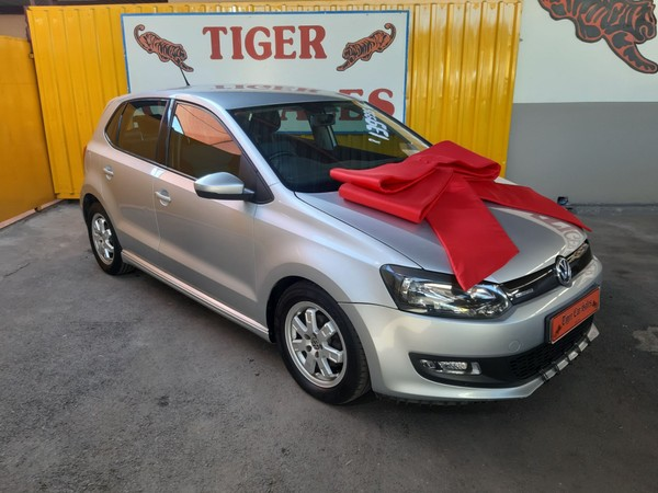 2012 Volkswagen Polo 1.2 Tdi Bluemotion 5dr  Gauteng Roodepoort_0