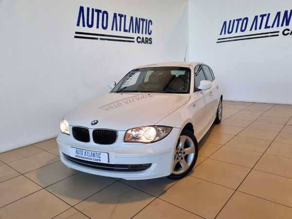 2010 BMW 1 Series 120d  Western Cape Cape Town_0