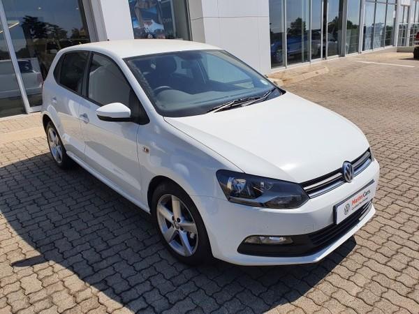 2021 Volkswagen Polo Vivo 1.6 Highline 5-Door Gauteng Johannesburg_0