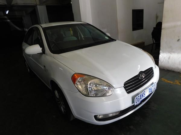 2007 Hyundai Accent 1.6 Gls  Gauteng Johannesburg_0