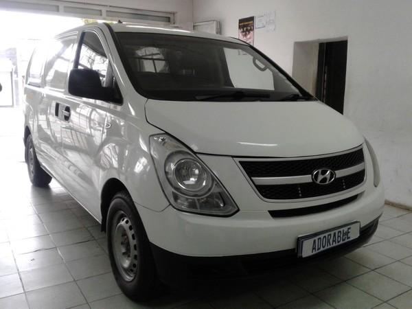 2012 Hyundai H-1 2.5 Crdi  Ac Fc Pv  Gauteng Johannesburg_0