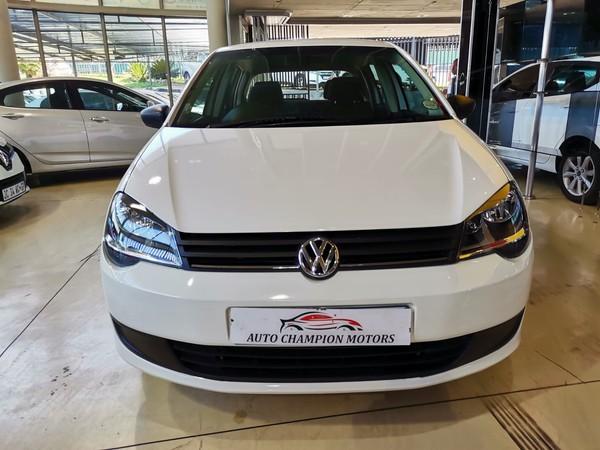 2015 Volkswagen Polo Vivo 1.4 Comfortline 5-Door Gauteng Johannesburg_0