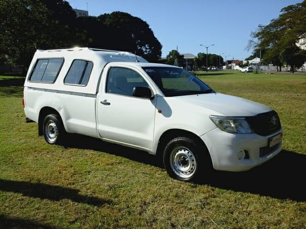 2014 Toyota Hilux 2.5 D-4d Pu Sc  Kwazulu Natal Durban_0