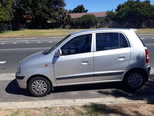 2008 Hyundai Atos 1.1 Gls  Western Cape Paarl_0