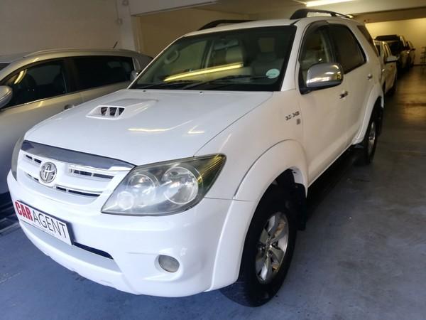 2006 Toyota Fortuner 3.0d-4d Rb  Kwazulu Natal_0