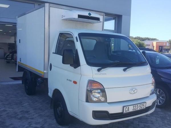 2015 Hyundai H100 Bakkie 2.6d Ac Fc Ds  Western Cape Cape Town_0