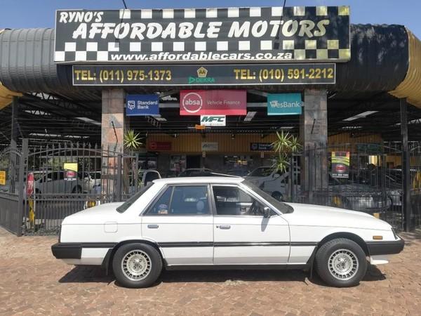 1987 Nissan Skyline 2.8 SGL Gauteng Kempton Park_0