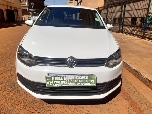 2019 Volkswagen Polo Vivo 1.4  Gauteng Johannesburg_0
