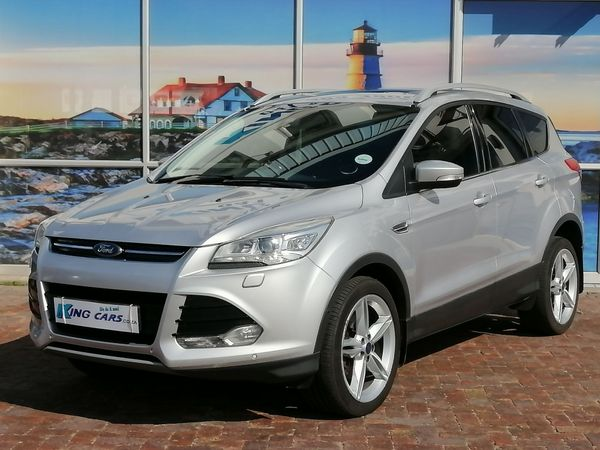 2016 Ford Kuga 2.0 TDCI Titanium AWD Powershift Eastern Cape Port Elizabeth_0