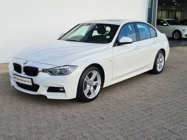 2017 BMW 3 Series 318i M Sport Auto Mpumalanga Nelspruit_0