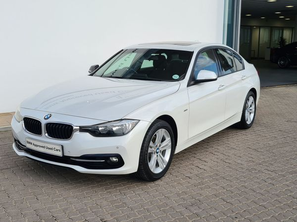 2016 BMW 3 Series 318i Auto Mpumalanga Nelspruit_0